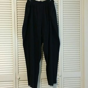 Maggie Barnes Black Pants with Pockets